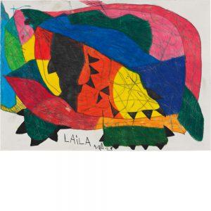 Laila Bachtiar, Schildkröte, 2003