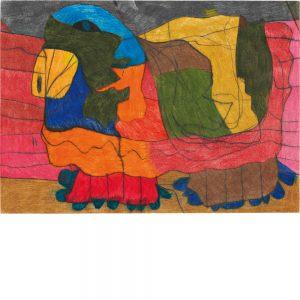 Laila Bachtiar, ohne Titel, 2003