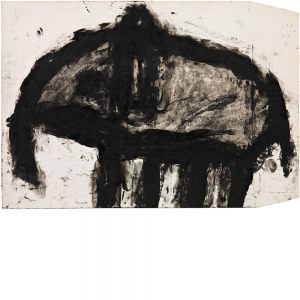 Michel Nedjar, untitled, Paris Belleville, 1992