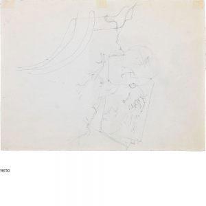 Nina Karasek (Joële), Angelockt, 1928 (inscribed, signed and dated: Rembrandt 1928)
