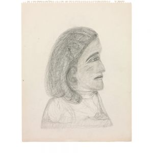 Agatha Wojciechowsky, untitled, 1952
