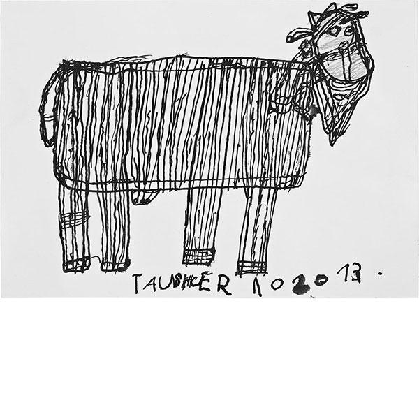 Juergen Tauscher, Kuh, 2013
