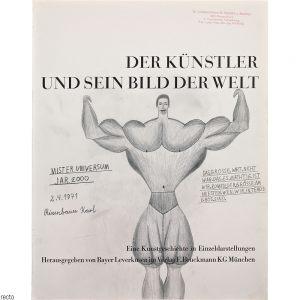 Karl Reisenbauer, Mister Universum undatiert