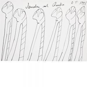 Oswald Tschirtner, Menschen mit Charakter, 1991