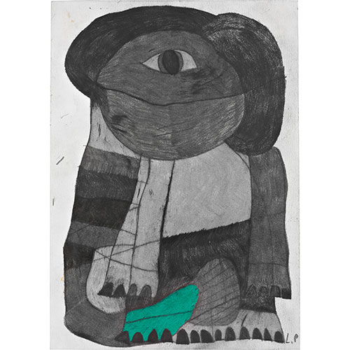 Laila Bachtiar, Elefant, 2003