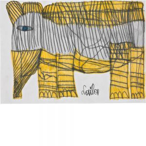 Laila Bachtiar, Elefant, 1992