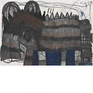 Laila Bachtiar, Pferd, 2006