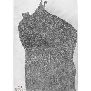 Leonhard Fink, Der Kirchdom-Turm von Venedig, 2006
