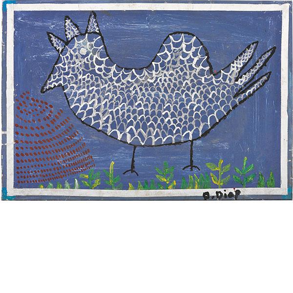 Ousamane Diop, L'Oiseau (Poulet), 2009