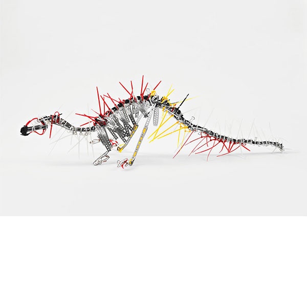Julia Krause-Harder, Compsognathus, 2012