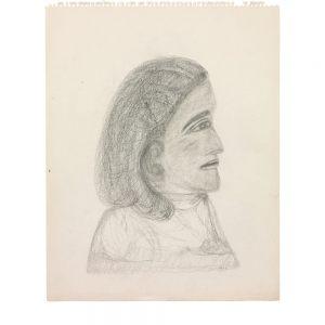 Agatha Wojciechowsky, ohne Titel, 1952