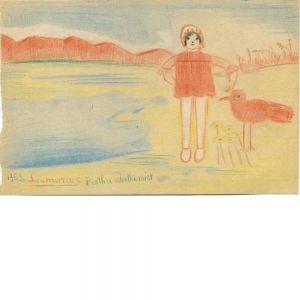 Bertha Wuilleumier, Les Marais, 1953