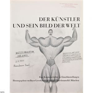 Karl Reisenbauer, Mister Universum, undated