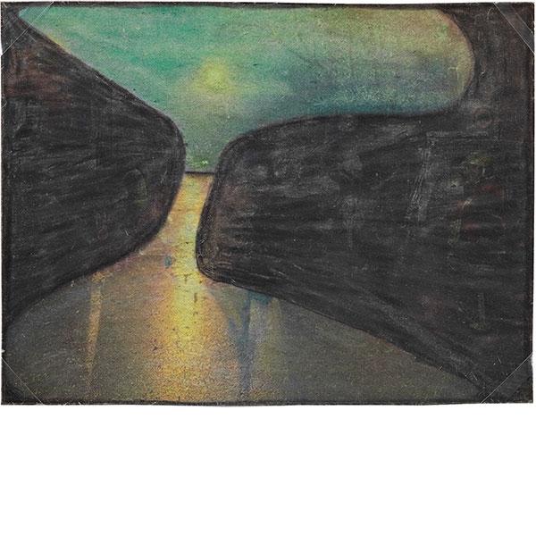 Leopold Strobl, ohne Titel, 2018