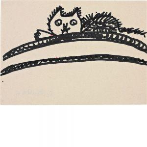 Vorstadtgraefin, ohne Titel, 1969